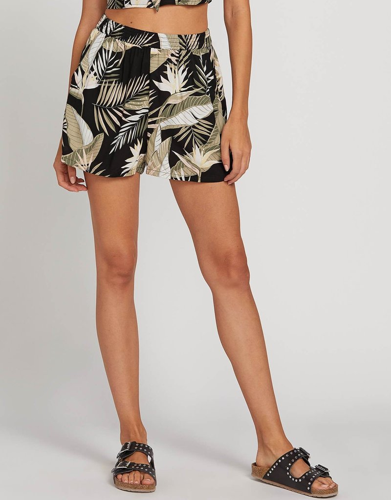 Volcom Palm Print Shorts
