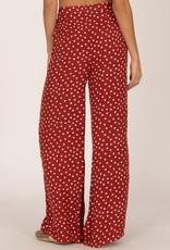 Amuse Society Flower Dot Pants