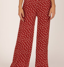 Amuse Society Flower Dot Pants