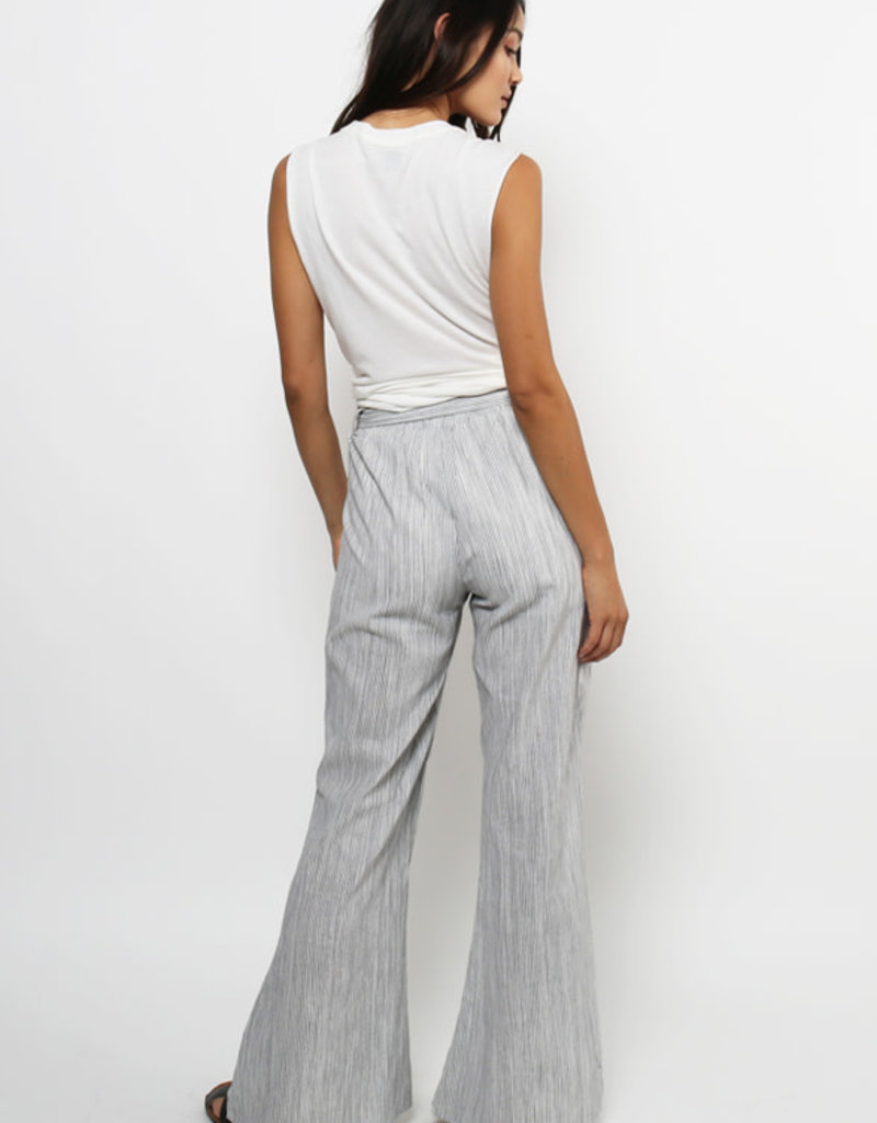 Lira Striped Wide Leg Pants