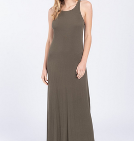 Everly Ribbed Maxi Dress