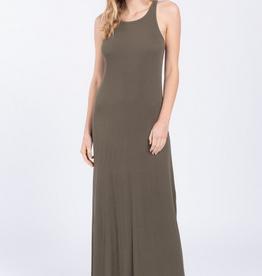 Everly Ribbed Maxi Dress