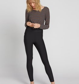 Volcom Mesh Stripe Leggings