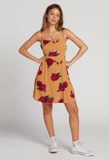 Volcom Bow Roses Dress