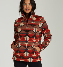 Billabong Printed Fleece Pullover