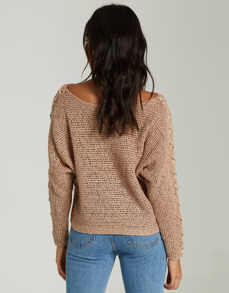 Billabong Stitched Arm Pullover