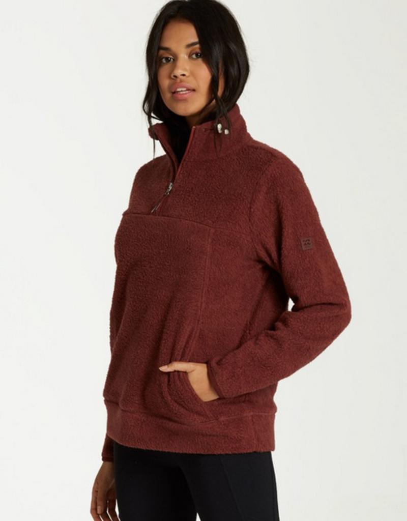 Billabong Solid Fleece Pullover