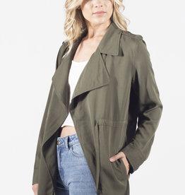 Lira Light Trench Coat