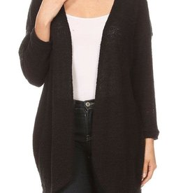 Ginger G Textured Cardigan