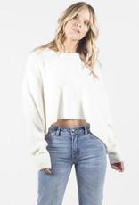 Lira Oversized Cropped Sweater