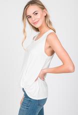 Emma's Closet Side Tuck Modal Top