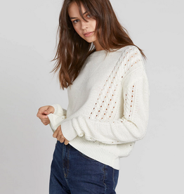Volcom Cable Knit Crew Sweater