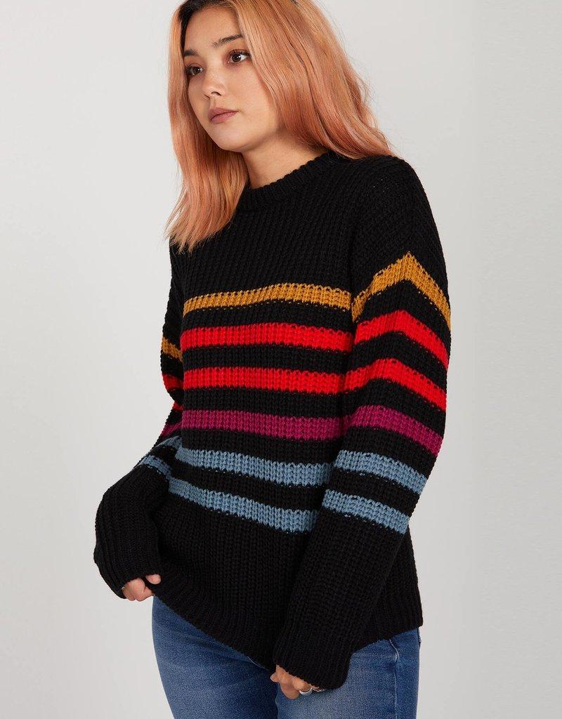 Volcom Rainbow Stripe Pullover