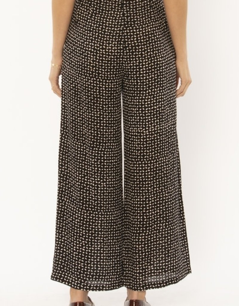 Amuse Society Side Button Pants