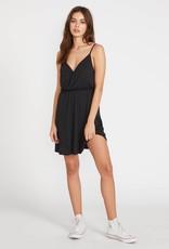 Volcom Wrap Top Cami Dress