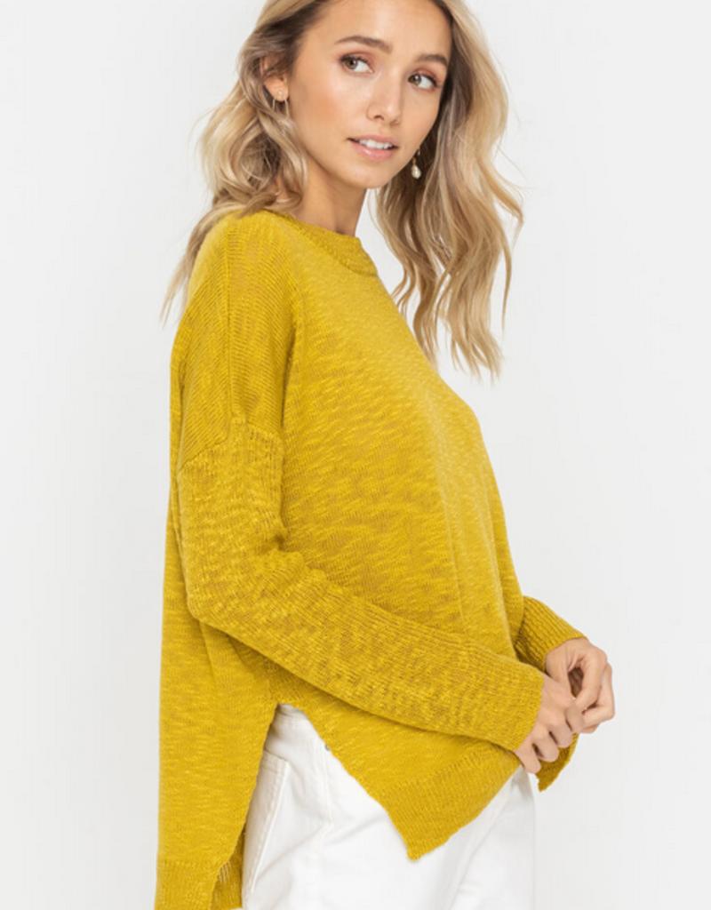 Lush Pullover Sweater