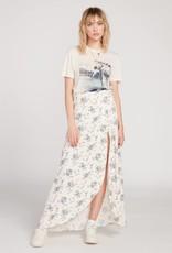 Volcom Floral Maxi Skirt