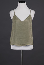 Final Touch Silky Cami Top