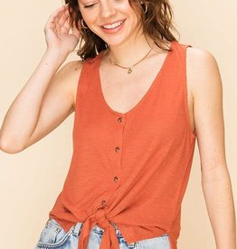 HYFVE Button Knot Tank