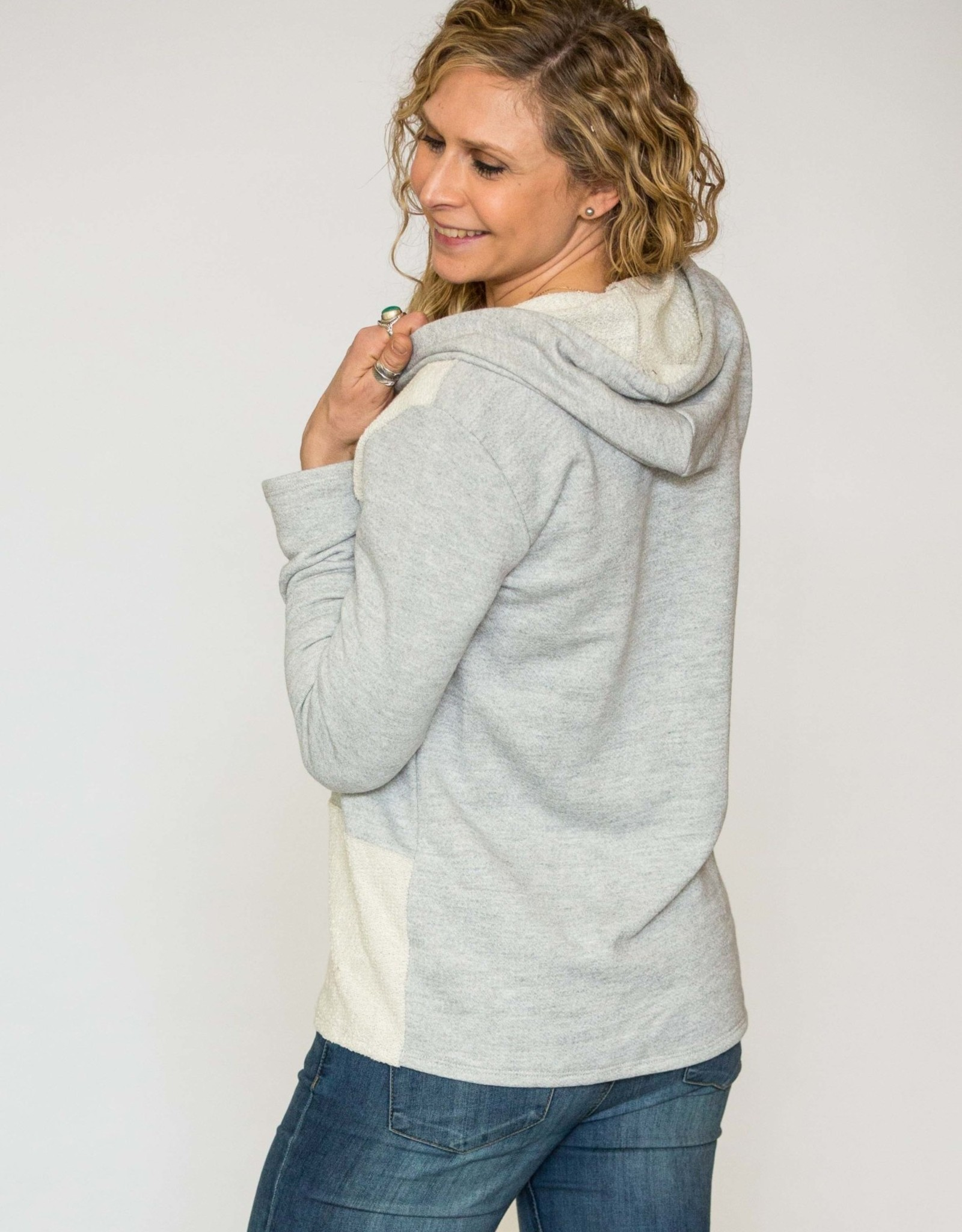 Chris & Carol Terry Cloth Hoodie
