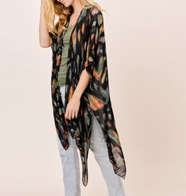 Lovestitch Painted Kimono