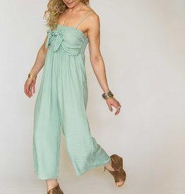 Lush Knotted Jumpsuit