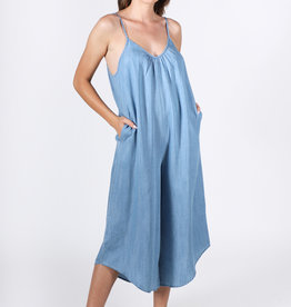 Lira Chambray Playsuit
