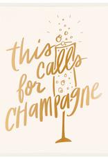 Dahlia Press Champagne