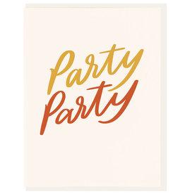 Dahlia Press Party Party