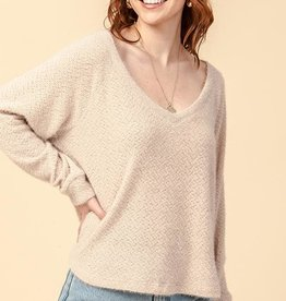 HYFVE Relaxed Chenille Pullover