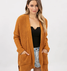Rip Curl Chenille Pocket Cardigan