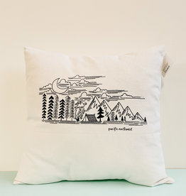 CW Happy Creations Pacific Northwest Pillow