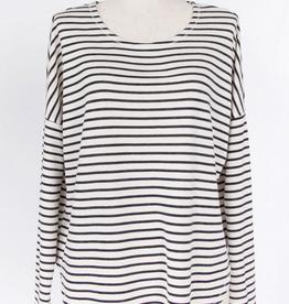 Everly Long Sleeve Stripe Top