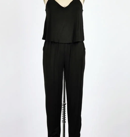 Final Touch Layered Jumpsuit