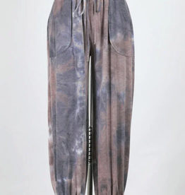 Final Touch Tie Dye Lounge Pants