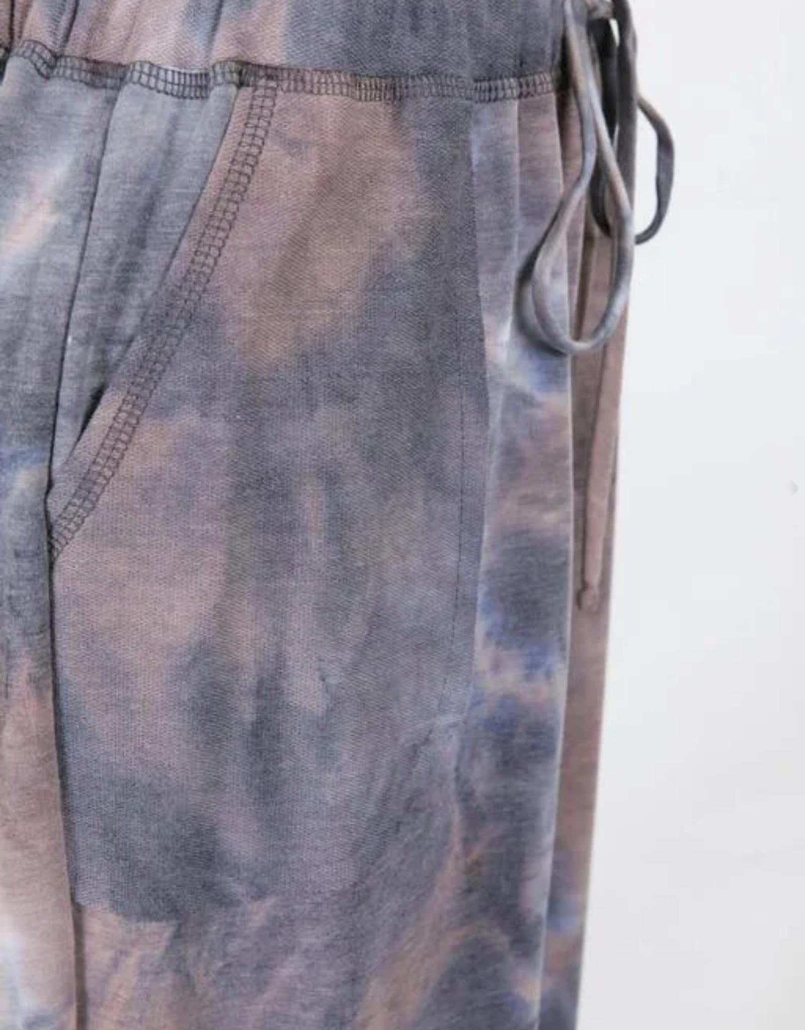 Final Touch Tie Dye Lounge Pants