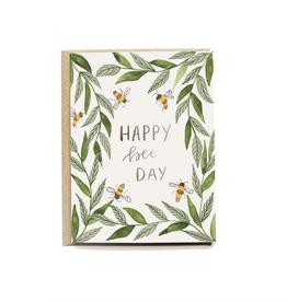 Pen + Pillar Bumblebee Birthday Card