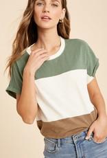 Wishlist Color Block T-Shirt