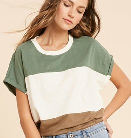 Wishlist Color Block T-Shirt