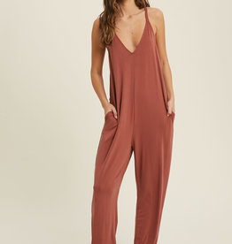 Wishlist Tie Back Jumpsuit