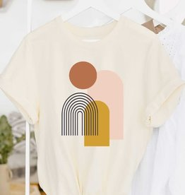 Blume + Co Sun Mountains Graphic Tee