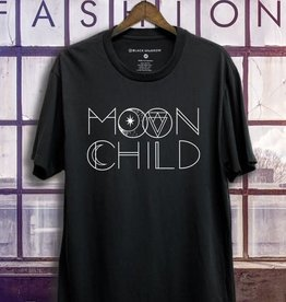 Lotus Fashion Moon Child Graphic Tee