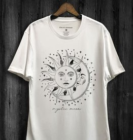 Lotus Fashion Mystic Moon Graphic Tee