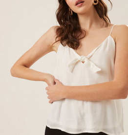 Lush Front Knot Swing Top