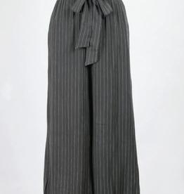 Final Touch Striped Wide Leg Pants