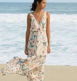 Lovestitch Lovestitch Diamond Maxi Dress