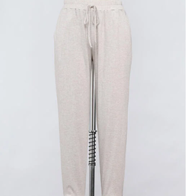 Final Touch Ribbed Joggers