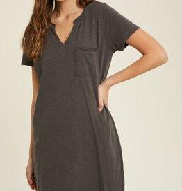 Wishlist Pocket T-Shirt Dress