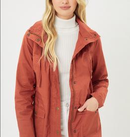 Love Tree Hooded Jacket