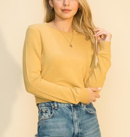 HYFVE Cropped Pullover
